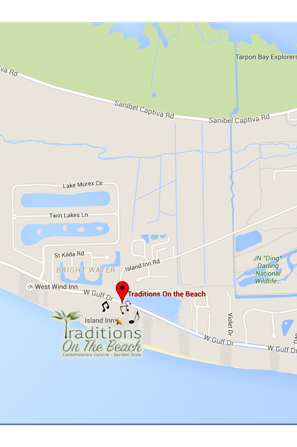 Contact Us | Traditions on the Beach | Sanibel Island ...