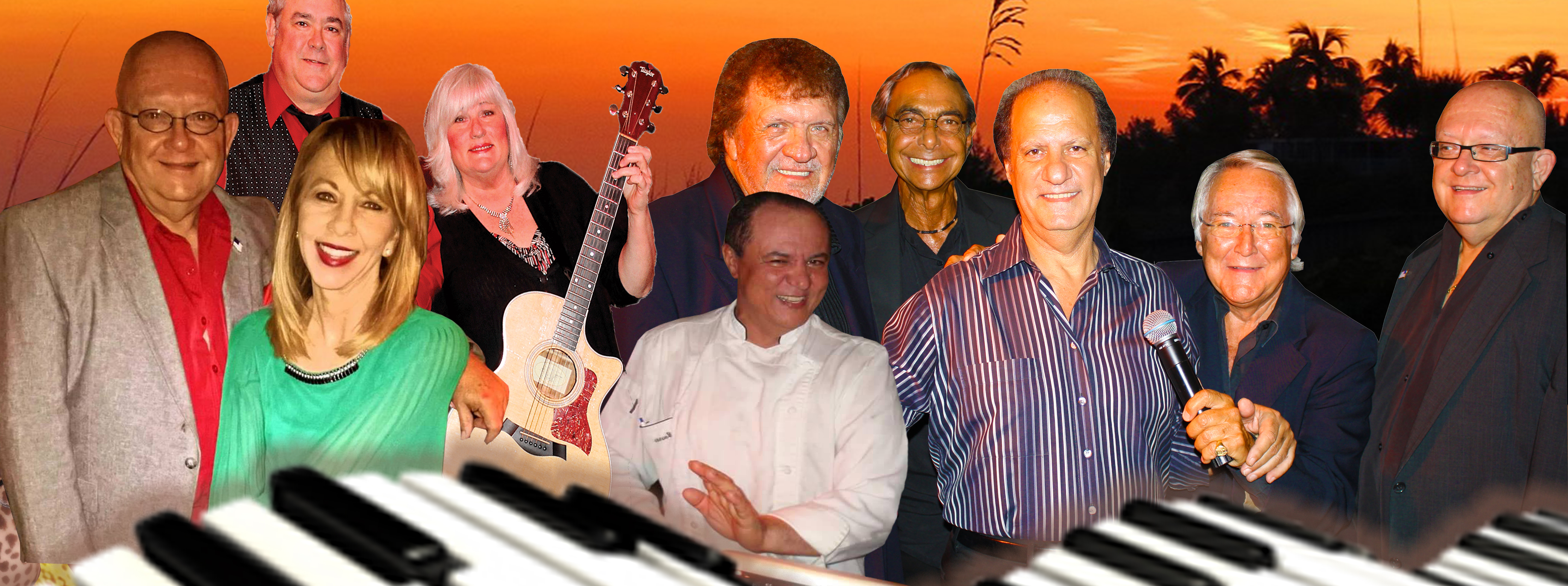 Entertainment Lineup at Traditions on the Beach