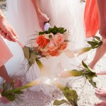 sanibel island wedding bouquets