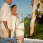 sanibel island wedding sand exchange