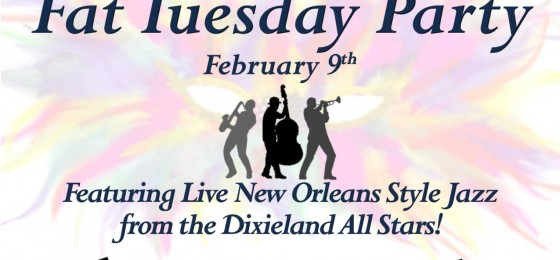 Fat Tuesday at Traditions
