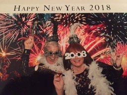 2017 New Year's Eve