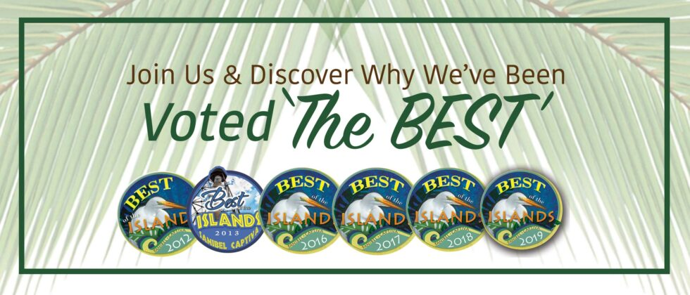 best sanibel restaurant awards